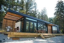 Small Picture Modern Cabin Building Kits Hillside Cabin Modern Log Cabin Plans