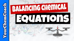 writing a chemical equation from words
