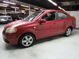 2007 CHEVROLET AVEO LT for sale at KNH Auto Sales | Akron, Ohio