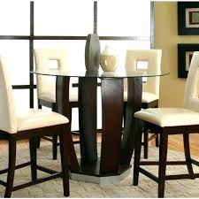 5 piece glass top dining set glass top dining sets 7 piece 7 best table and