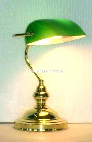desks classic green desk lamp bankers table adjule metal with traditional reading lamps wonderful c