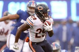 Rams Rb Depth Chart Sunday Night Dfs Single Game Breakdown Bears At Rams 4for4