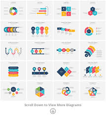 Ppt Smart Art 367 Powerpoint Diagram Templates Smartart Powerpoint Graphics