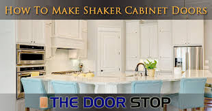 how to make shaker cabinet doors. How To Make Shaker Cabinet Doors - The Door StopHow Stop
