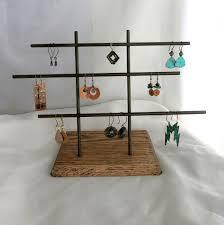 Jewelry Display Floor Stands Metal Earring Display Stand Craft Show Jewelry Display Ready to 74