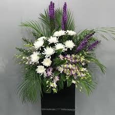 Note that it is not a practice in singapore to send condolence flowers after the funeral is over. The Best 24 Hr Funeral Flower Options In Singapore 2021