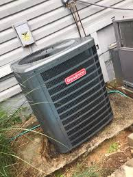 goodman mobile home furnace. new 2 ton mobile home furnace with ac condensor installed goodman c