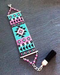 Bead Loom Bracelet Patterns Mesmerizing DIY Bead Loom Bracelets Where To Buy Pretty Beads