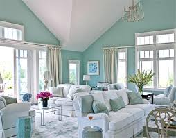 beachy living room. Beachy Living Room Coastal Decorating With Beach Color Themed Ideas