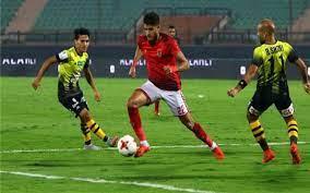بث مباشر | مشاهدة مباراة الأهلي والمقاولون العرب اليوم 08-07-2021 في الدوري  المصري
