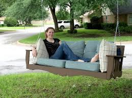 Diy Porch Swing Easy Diy Hanging Bed Swing Youtube