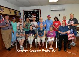 Falls seniors celebrate Fourth of July | Community | citizensvoice.com