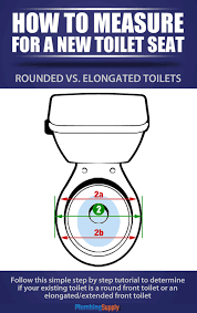 elongated toilet seat cover size. learn the correct way to measure your toilet or old seat so you can buy elongated cover size