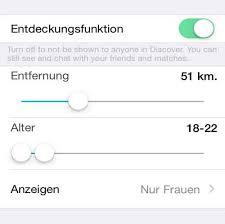 Tinder, standort auf dem iPhone ändern und faken?