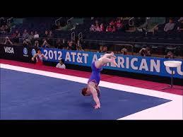 Mens Floor Exercise Gymnastics YouTube