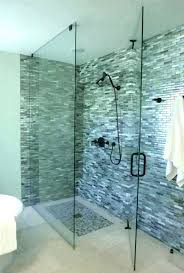 glass tile shower floor glass tile shower walls mosaic glass tile shower ideas bathroom with tiles in the small patterns glass tile on shower floor