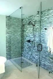 glass tile shower floor glass tile shower walls mosaic glass tile shower ideas bathroom with tiles in the small patterns glass tile on shower floor
