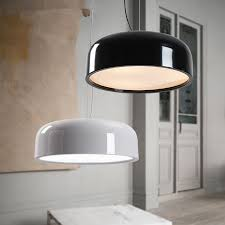 designer modern lighting. unique lighting minimalism italian designer modern led pendant lights for dining room bar  shop coffee white black hanging inside lighting e