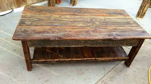 ... Coffee Table, Cool Teak Rectangle Antique Barnwood Coffee Table Design  Ideas To Fill Living Room ...