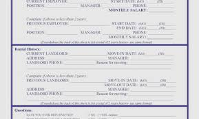 Check Rental Application Form Check Out This Background Check