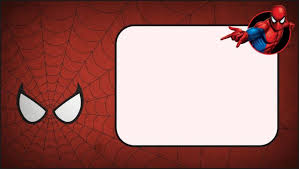 Spiderman Template Spider Man Invitations Cast A Web Of Excitement Free
