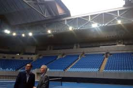australian open roof australian open could be played entirely indoors as margaret