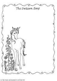 Kleurplaat Regenboog En Eenhoorn De 40 Allerleukste Paarden