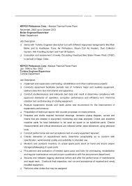 Maintenance Job Resume Interesting Maintenance Job Resume Hotel Description Duties Socialumco