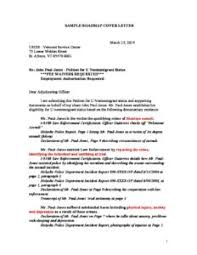 Sample Vawa Cover Letter Sample U Visa Roadmap Cover Letter Asista