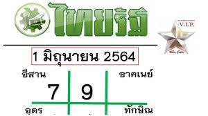 เลขเด็ด หวยไทยรัฐ 1 มิถุนายน 2564 ตารางเลขเด่นยอดนิยม ให้เข้าทุกงวด –  news164media.com