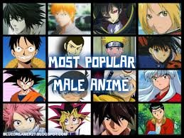anime characters names male. Contemporary Anime TOP FIVE MOST POPULAR MALE ANIME CHARACTERS Inside Anime Characters Names Male C