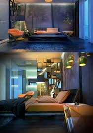 Quirky Bedroom Sophisticated Bedroom