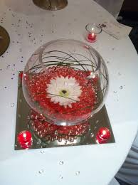 Glass Bowl Decoration Ideas 60 DIY Wedding Centerpieces Table Decorating Ideas Glass Bowl 47