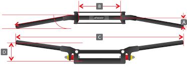Flexx Handlebar Bends Moto Fasst Company