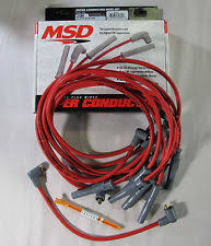 ford country sedan ignition wires msd ignition 31389 spark plug wire set wire set 8 5 ford fits ford country sedan