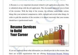 Resume Writing Services Denver From Healthcare Professional Resume