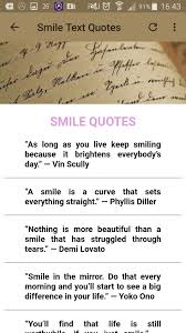 Smile Quotes For Android Apk Download