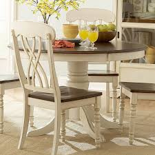 white brown colors kitchen breakfast. Breakfast Table Inspiration Piece The Cream Color And Antiquing White Brown Colors Kitchen