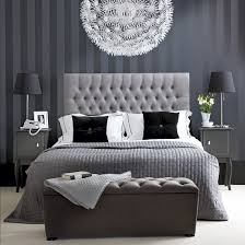 Monochrome Chic Bedroom