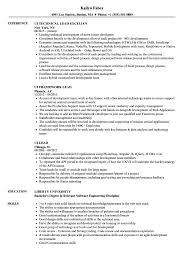 Ui Lead Resume Samples Velvet Jobs
