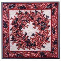 11 best Twister quilt ideas images on Pinterest | Twister quilts ... & Lil' Twister Tool Quilt Patterns | wreath pattern by rose pohlar this  pattern uses the Adamdwight.com