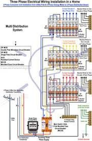 staircase wiring circuit diagram how to control a lamp from 2 three phase electrical wiring installation diagram distribution board utility pole electrical wiring diagram