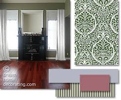paint colors that go with redFurniture and curtain colours that match a cherry red hardwood floor