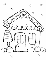 Small Picture Christmas Farm House Page Kids Farm House Coloring Page House