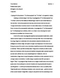 comparative analysis essays  comparative analysis essays and papers