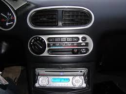 93 del sol single din stereo honda tech no dash kit