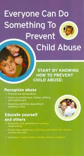 child abuse flyers collaboration of families and community in chicago