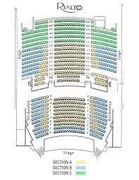 Rialto Seating Chart Rialto Tickets Best Price Ipad Air 32gb Cellular