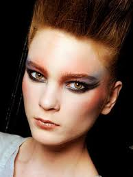 runway 80 s makeup beauty and make up pictures