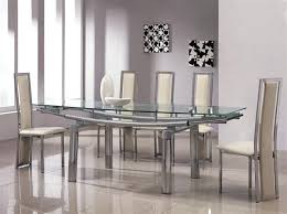 round glass extending dining table extendable dining room tables and chairs magnificent 6 extending in glass